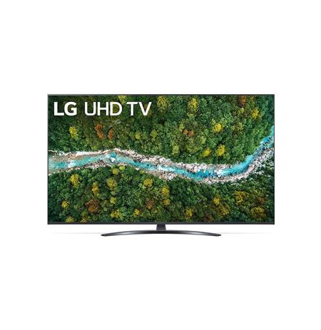 """LG 65UP78003LB 65"""" (164 cm), Smart TV, WebOS, 4K UHD, 3840 x 2160, Wi-Fi, DVB-T/T2/C/S/S2, Dark gray"""