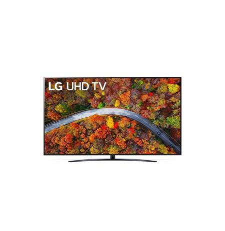 """LG 75UP81003LR 75"""" (189 cm), Smart TV, WebOS, 4K UHD, 3840 x 2160, Wi-Fi, DVB-T/T2, Black"""