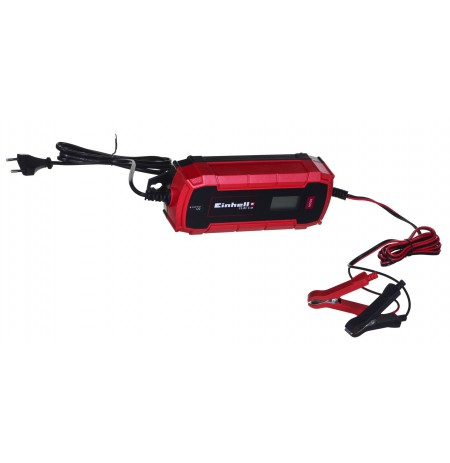 Einhell CE-BC 6 M vehicle battery charger 12 V Black, Red