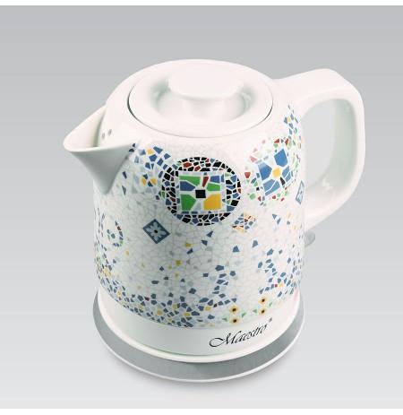 Keramikinis virdulys 1,5L Maestro MR-068 (mozaika)