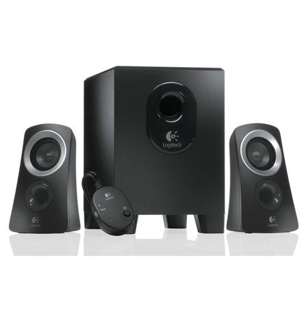 Logitech Z313 2.1 Stereo W25 RMS Speaker System