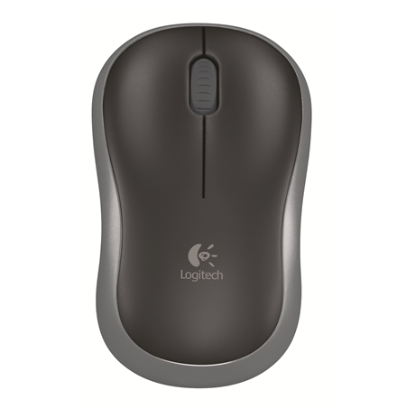 Logitech Wireless Mouse M185, Grey