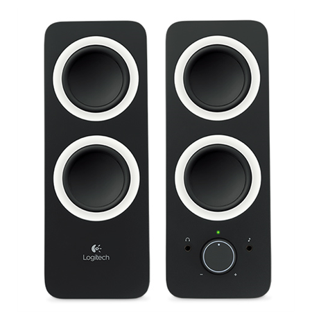 Logitech Z200 Multimedia Speakers Black