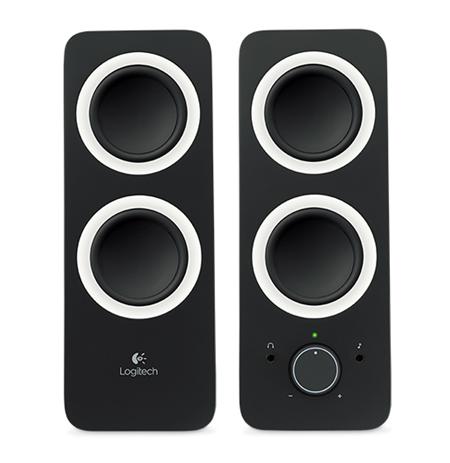 Logitech Z200 Multimedia Speakers Black