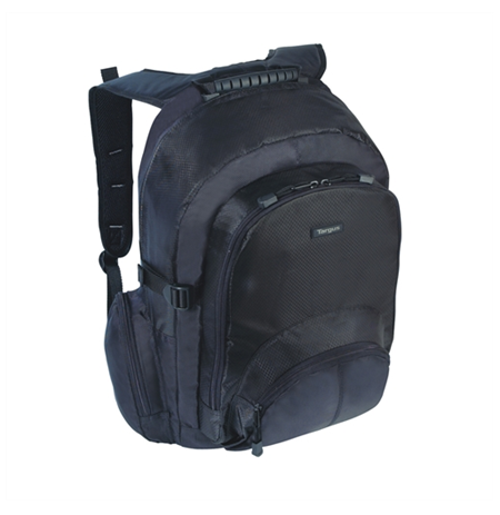 "Targus Backpack for 15.4 - 16"" (CN600) / Nylon / Interior: 38.5 x 30 x 4.36 cm"