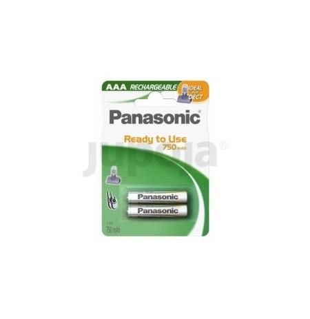 Akumuliatorius Panasonic Evolta R03 800mAh-2BC