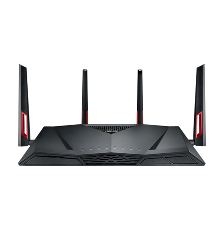 ASUS RT-AC88U 802.11ac Dual-Band Wireless-AC3100 Gigabit Router