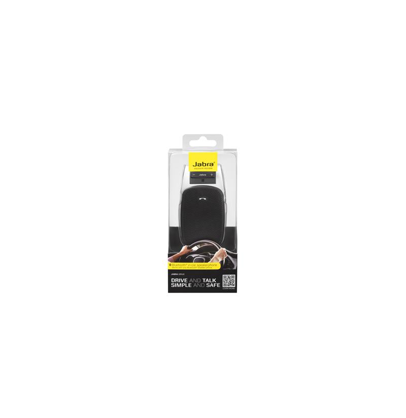 Jabra Drive Bluetooth In Car Speakerphone: Jabra Bluetooth In-Car Speakerphone Drive Microphone Mute