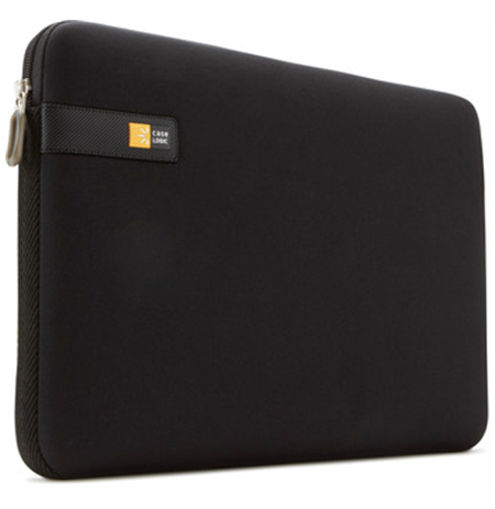 "Case Logic LAPS113 Laptop and MacBook Sleeve for 13.3"" (Black)/ For 33 x 2.8 x 23.1 cm"