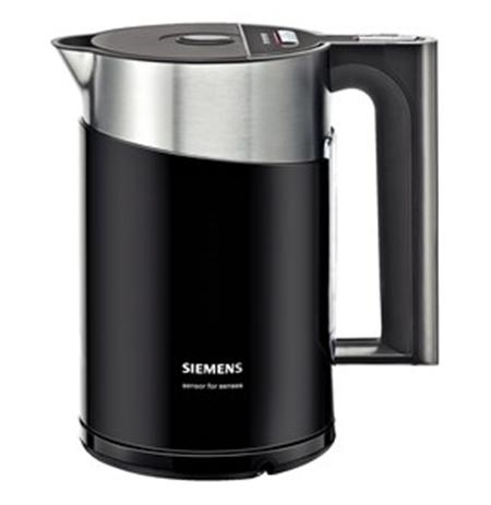 Siemens TW86103P Water Kettle Cordless Black