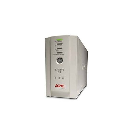 APC BackUPS CS 500VA USB/SER USV