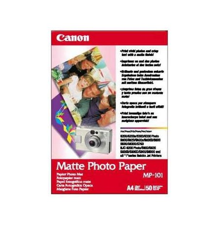 CANON MP-101 photopaper A4 50sh