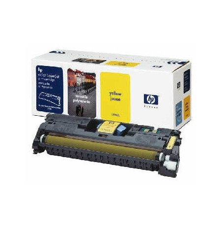 HP Toner yellow CLJ2500