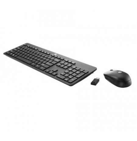 HP Slim Wireless KB and Mouse (EN)